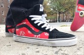 Supreme x Vans 2014 Fall/Winter Collection