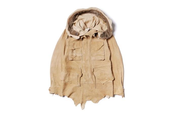 TAKAHIROMIYASHITA The SoloIst. Rough Out Work Military Jacket