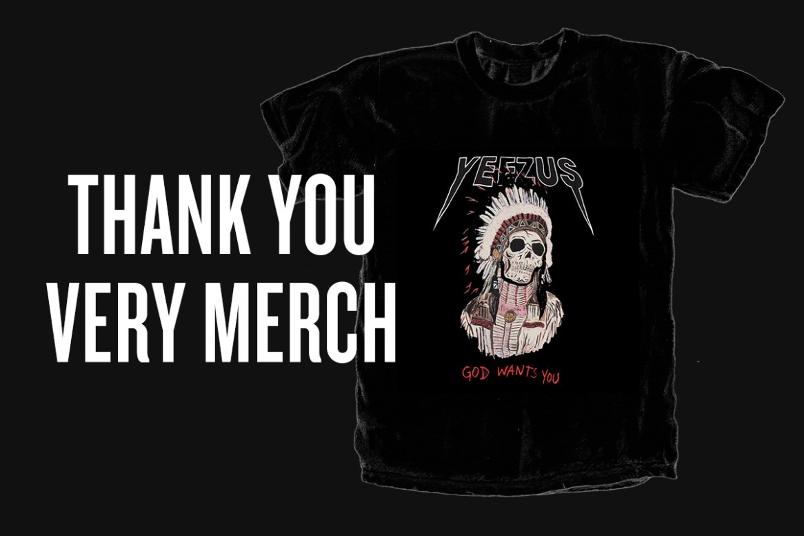 Thank You Very Merch: The Evolution of Merchandise Beyond the Realm of Music