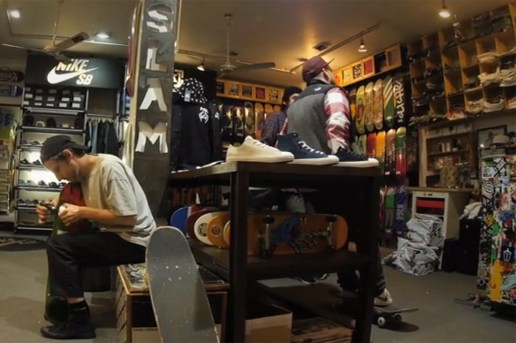 The Berrics Basecamp: Slam City Skates