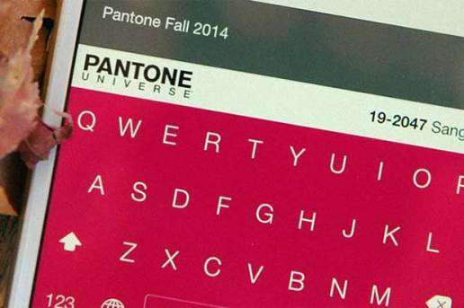The Brightkey and PANTONE Keyboard for iOS Launches with 11 Customizable Colors