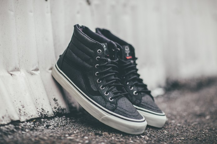 """The Darkside Initiative x Vault by Vans 2014 Fall/Winter """"Armored"""" Pack"""