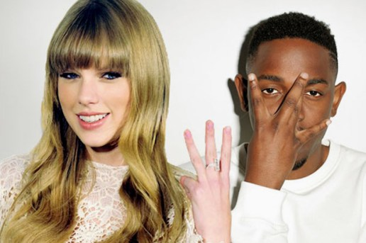 The Hood Internet - Backseat Shake Off (Kendrick Lamar x Taylor Swift)