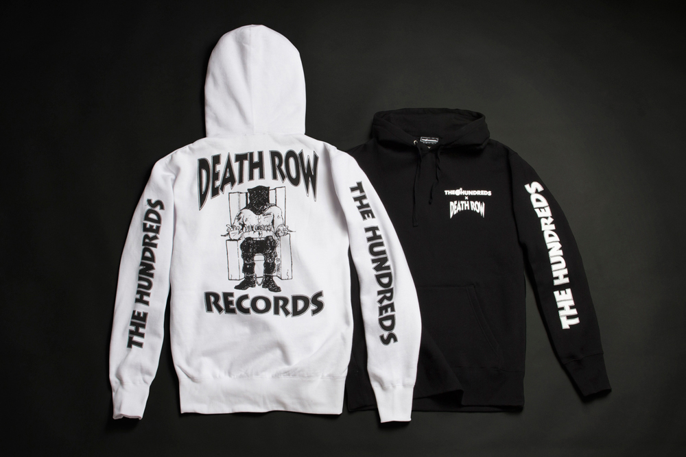 The Hundreds x Death Row Records Capsule Collection