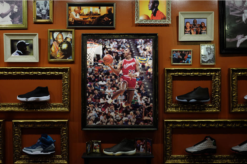 The Jordan Brand Legacy Club at Extra Butter