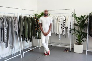 "Virgil Abloh Calls Kanye West the ""Greatest Designer That Has Yet to Be Seen"""