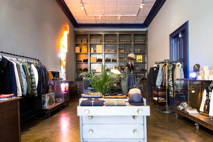 The Real McCoy's NYC Store