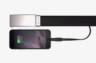 The XOO Belt Lets You Charge Your Phone Anytime, Anywhere