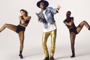 "Theophilus London featuring Jesse Boykins III ""Tribe"" Music Video"