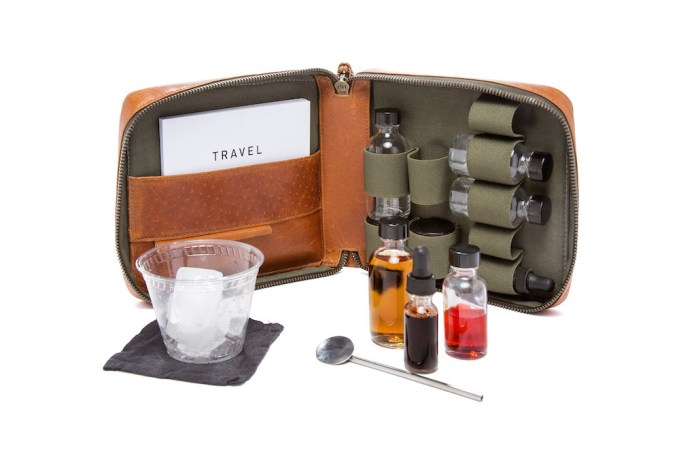 Travel with Your Drink(s) of Choice in Stephen Kenn's Cocktail Kitt