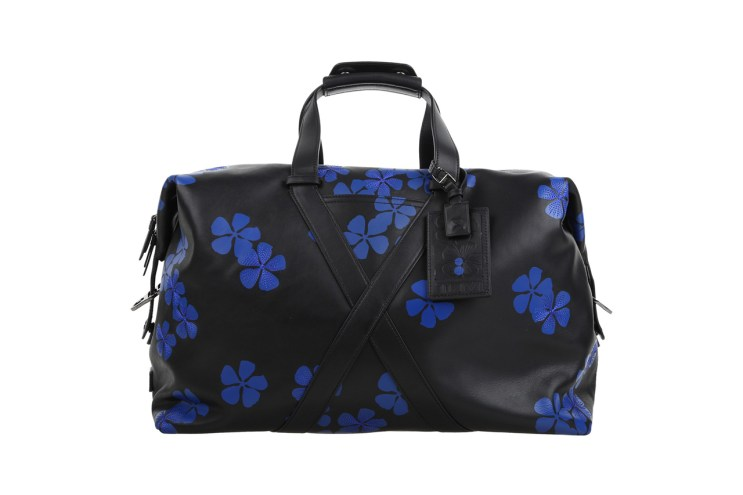 TUMI Aloha Floral Luggage Collection for colette