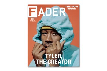 Tyler, The Creator Covers The FADER