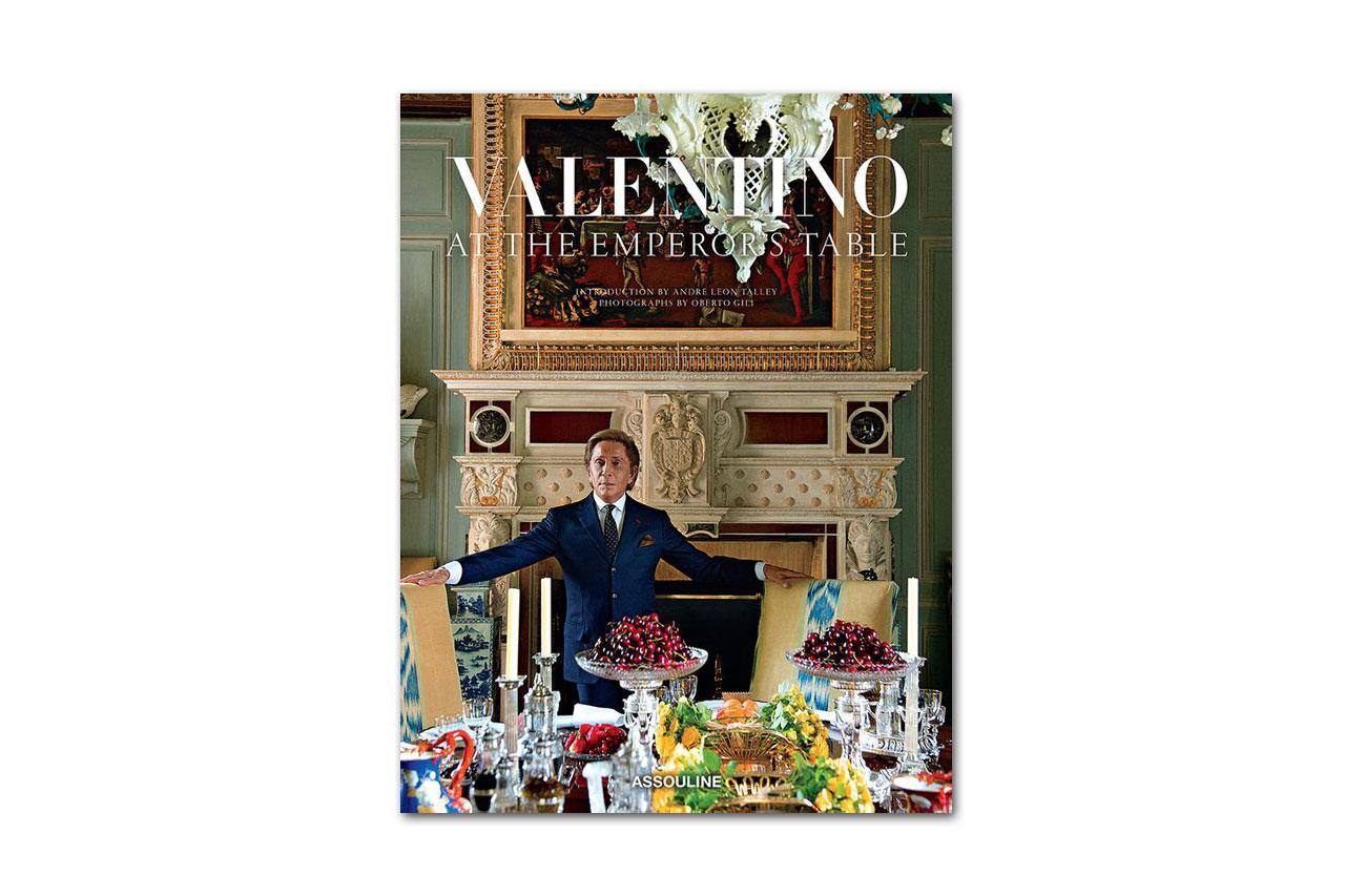 Valentino 'At the Emperor's Table' Cookbook