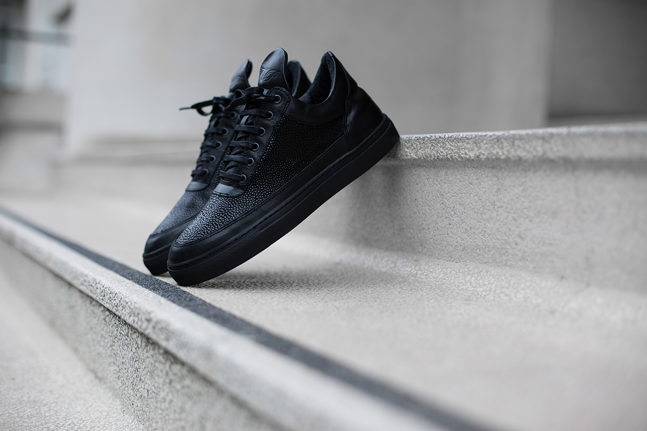 Verso x Filling Pieces 2014 Fall/Winter Trainers