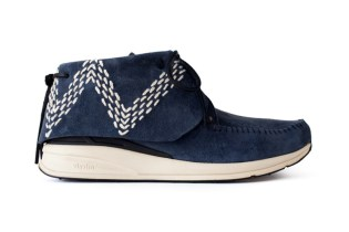 visvim 2014 Fall/Winter FBT SASHIKO