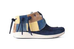 visvim 2014 Fall/Winter FBT SEMINOLE