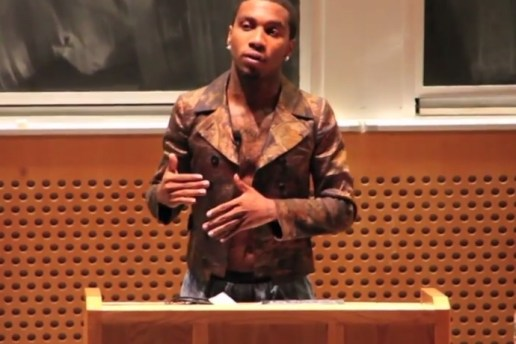 Watch Lil B's Full Guest Lecture at MIT