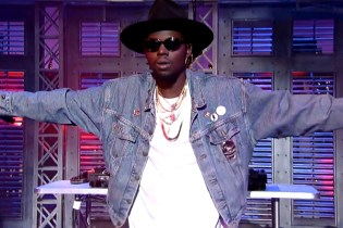"Watch Theophilus London & Jesse Boykins III Perform ""Tribe"" on 'Letterman'"