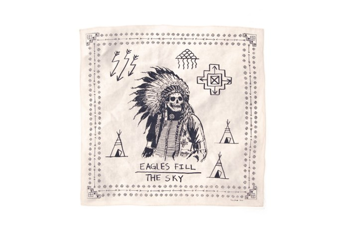 Wes Lang x imogene + willie Limited Edition Bandana