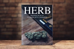 The World's First Gourmet Cannabis Cookbook