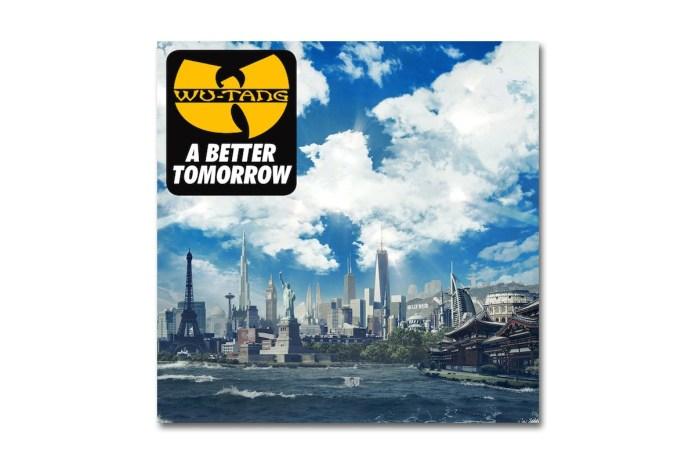 Wu-Tang Clan – A Better Tomorrow (Album Stream)