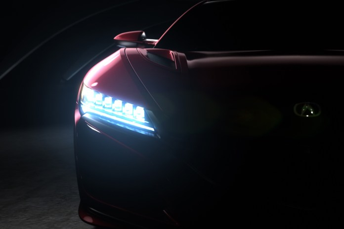 2016 Acura NSX to Debut at the Detroit Motor Show