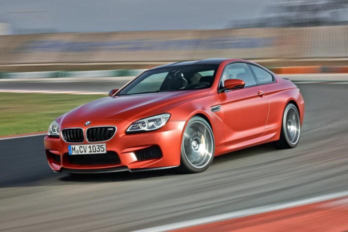 2015 BMW M6 Coupé