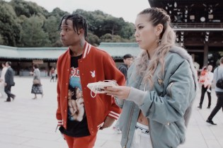 A Day in Tokyo with Travi$ Scott and Minami of CREAM