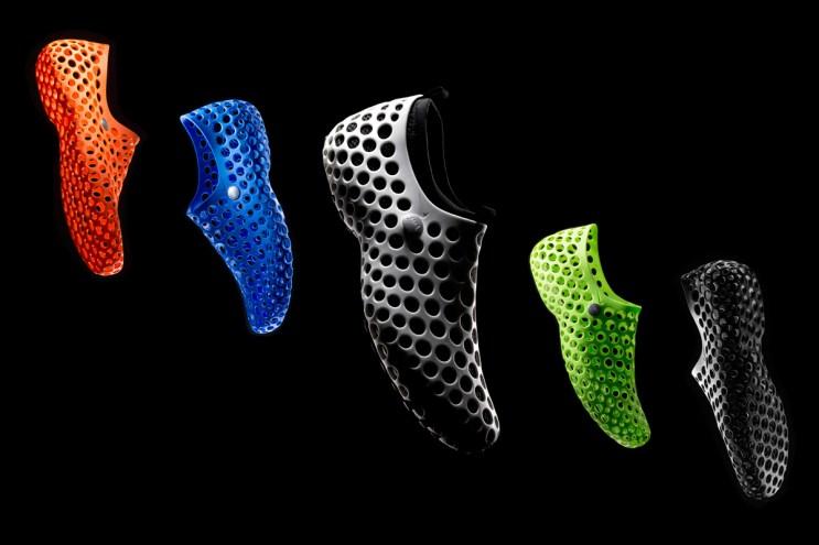 Nike Reintroduces Marc Newson's ZVEZDOCHKA Sneaker Model