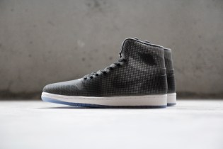 A Closer Look at the Air Jordan 4LAB1 Black/Reflective Silver