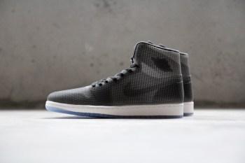 A Closer Look at the Air Jordan 4LAB1 Black/Reflective Silver