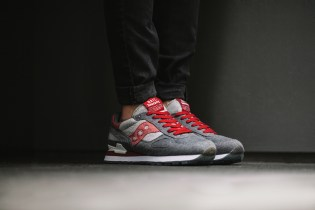 "A Closer Look at the BAIT x Saucony Shadow Original CruelWorld 4 ""Midnight Mission"""