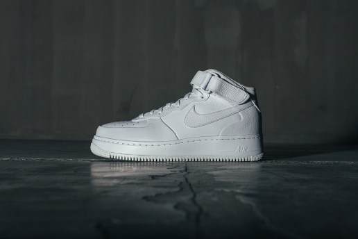 A Closer Look at the Nike 2014 Air Force 1 CMFT SP Collection