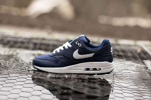 "Nike Air Max 1 GS ""Midnight Navy/Legend Blue"""