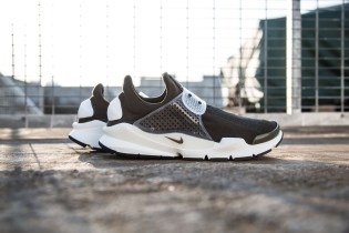 "fragment design x Nike Sock Dart ""Dark Loden"""