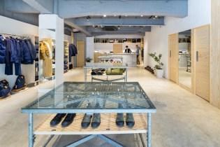 A First Look at the nanamica MOUNTAIN Daikanyama Store