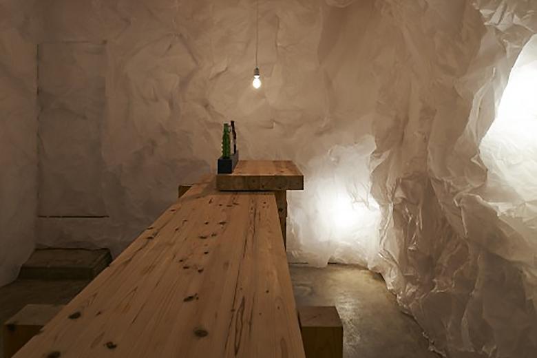 A Look Inside the Yorunoma Bar Designed by Naoya Matsumoto