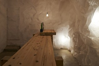 A Look Inside the Yorunoma Bar Designed by Naoya Matsumoto