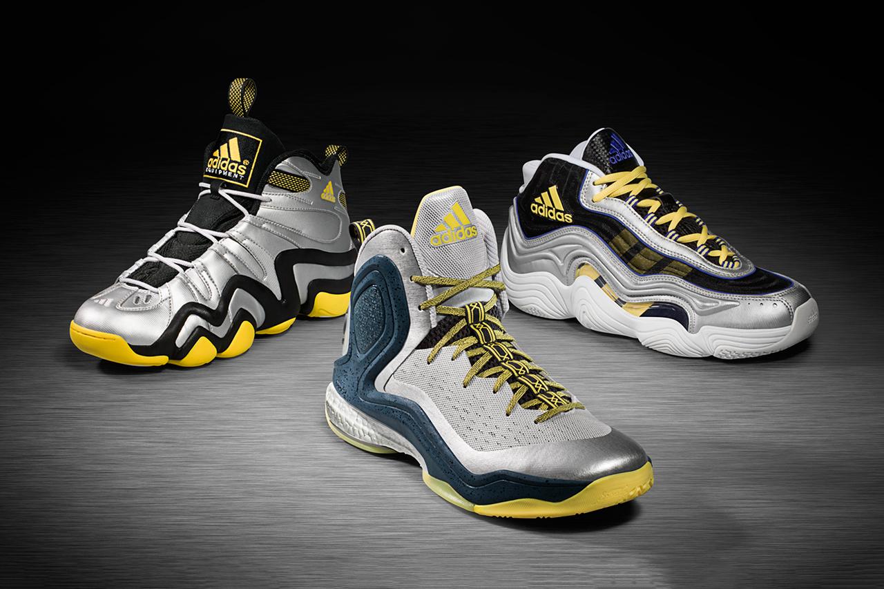 "adidas Basketball 2015 ""Broadway Express"" Pack"