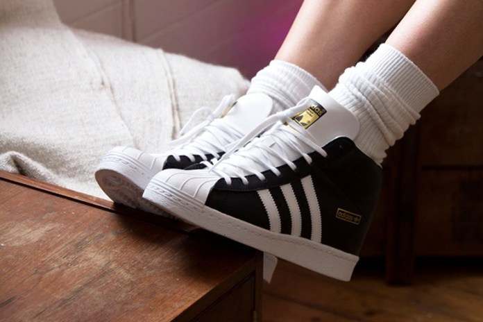The adidas Superstar is the Latest Iconic Sneaker to Get Transformed Into a Wedge