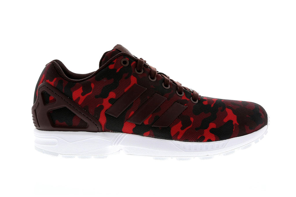 "adidas Originals ZX Flux ""Camo"" Pack"