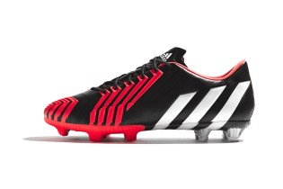 adidas Predator Instinct Black/White/Solar Red