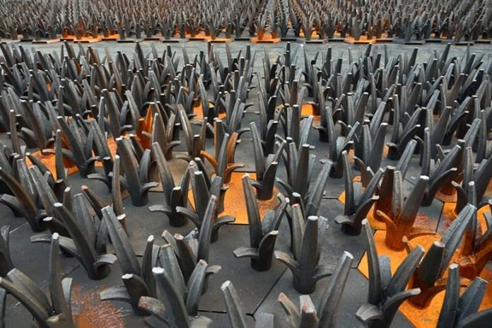 "Ai Weiwei ""F Grass"" @ Vancouver Biennale"