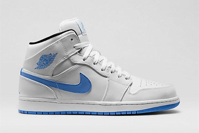 """Air Jordan 1 Mid """"Legend Blue"""""""