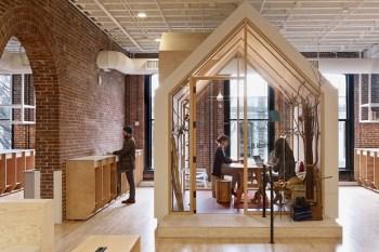 A Look Inside Airbnb's Portland Office