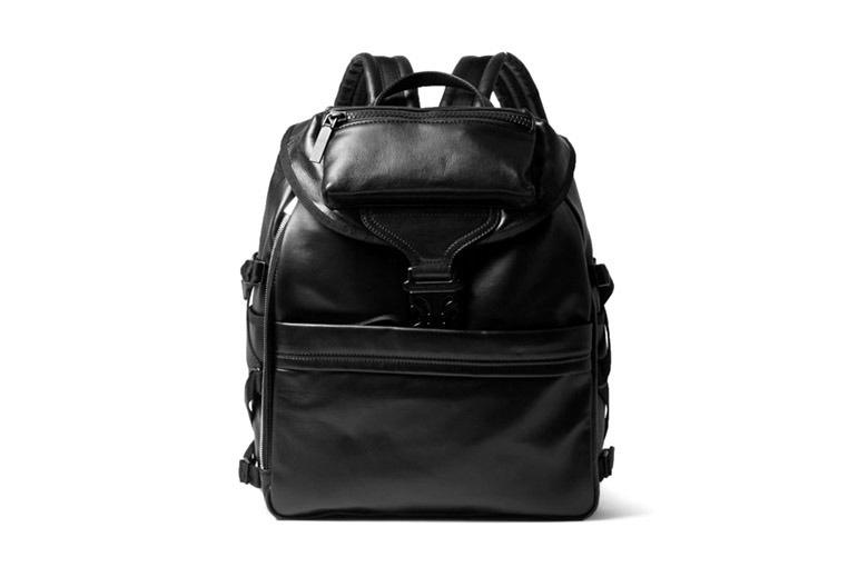 Alexander McQueen 2015 Pre-Spring/Summer Leather Tech Backpack