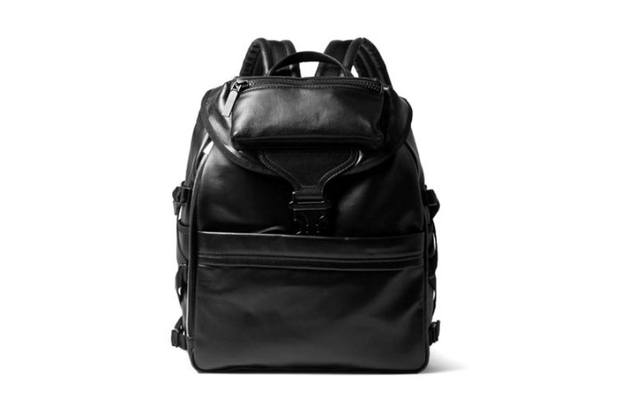 Alexander McQueen 2015 Pre-Spring/Summer Leather Tech Backpack
