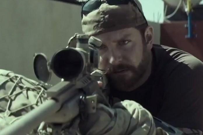 American Sniper Movie Trailer featuring Bradley Cooper