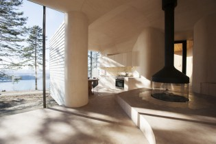 An Inside Look At Atelier Oslo's Contemporary Norwegian Cabin