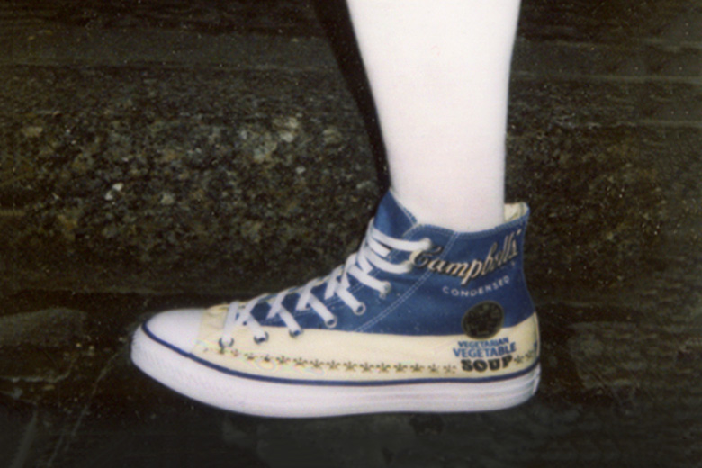 Andy Warhol x Converse Chuck Taylor All Star Collection Preview